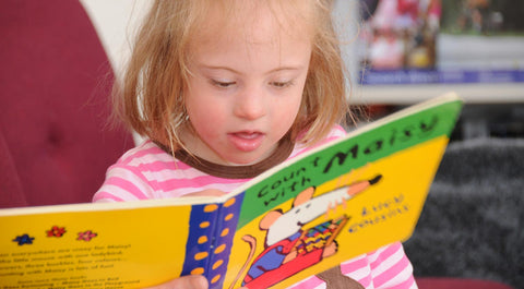 Online Course: A parent's guide to teaching reading to children and young people with Down syndrome