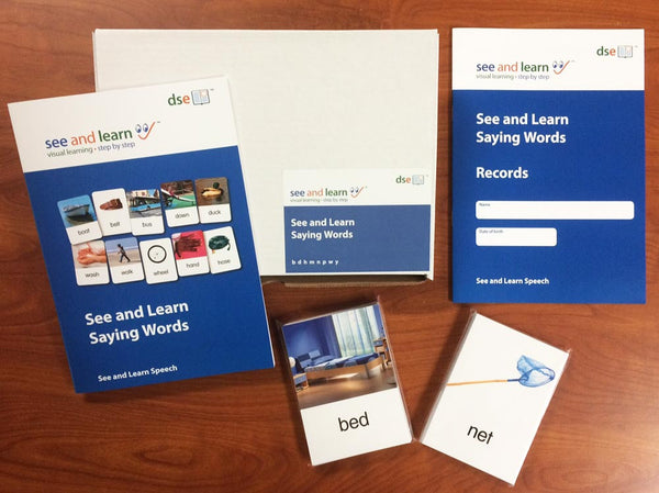 See and Learn Speech Kits Bundle