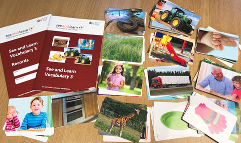 See and Learn Vocabulary 3 Kit