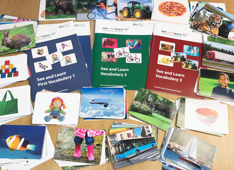 See and Learn Vocabulary Kits Bundle