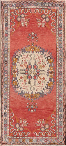 Anatolian Turkish Runner Rug  One of a Kind