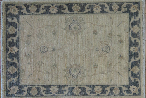Muted Authentic Area Rug