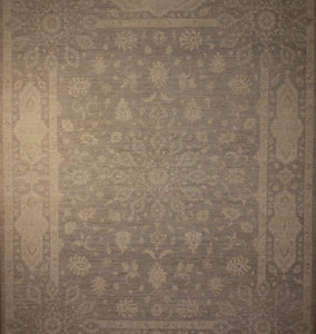 Peshawar Area Rug 9 x 12 One of a Kind