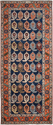 Oriental Serapi, Runner Rugs One Of a Kind