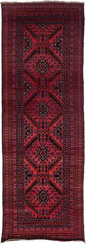 Tribal, Runner Rug One Of a Kind