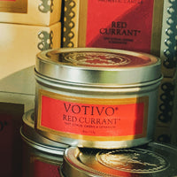 Votivo Red Currant Candles
