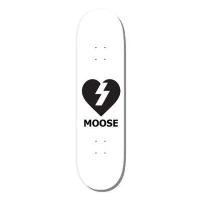 MYSTERY MOOSE HEART DECK