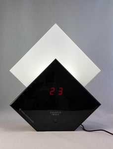 Sharper Image Sound Soother Alarm Clock with Nightlight