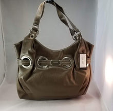Nine West Circus Large Tote - Shitake NWT