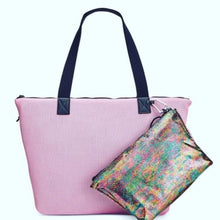 Ideology Mesh Tote with Pouch