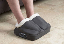 Sharper Image Warming Foot Massager
