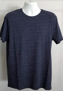 Mossimo Xavier Crew T-Shirt in Navy Blue