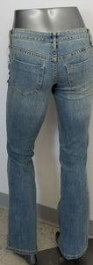 Women's Mossimo Low-Rise Bootcut Denim Jeans