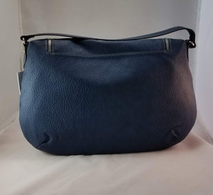 Nine West Topline Hobo bag - New Blue NWT