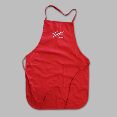 Texas Inn Cook Apron