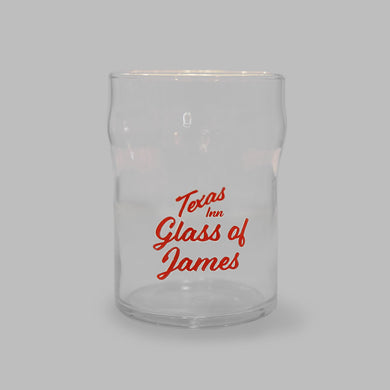 """Glass of James"" - Texas Inn Store"