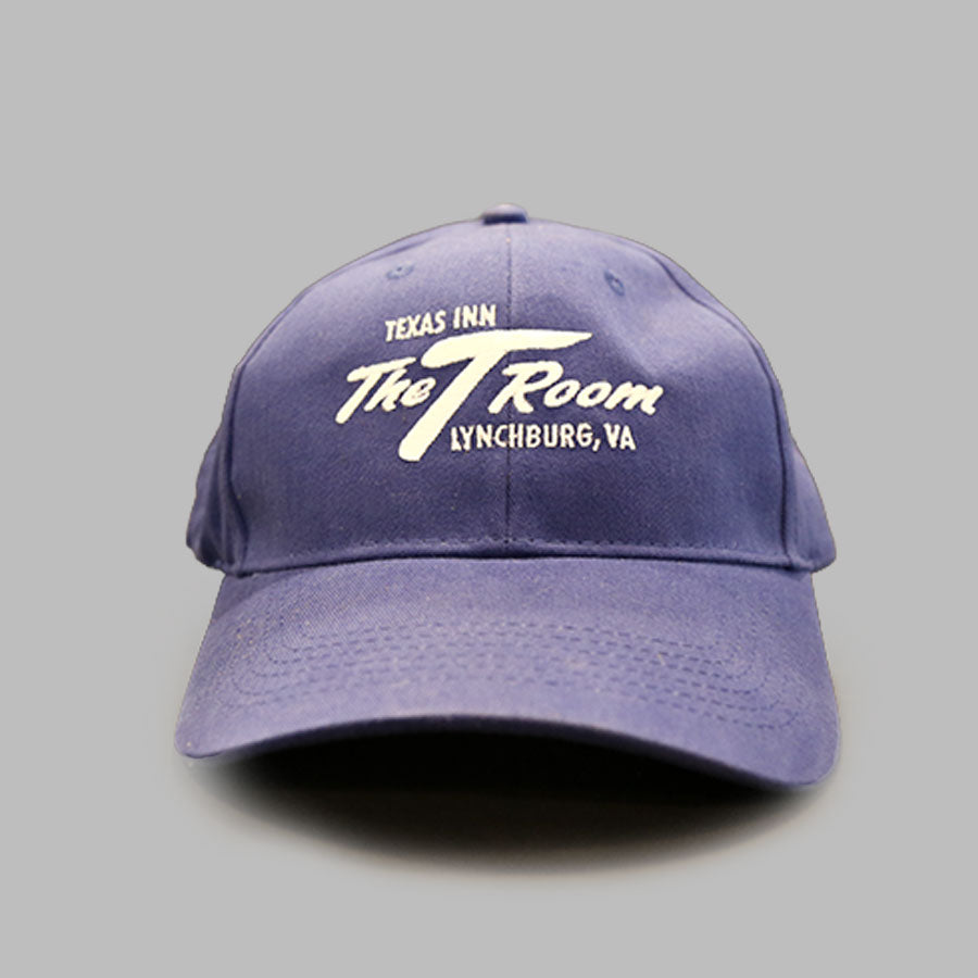 Blue T-Room Baseball Cap - Texas Inn Store