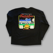 Load image into Gallery viewer, Black Classic Long Sleeve - Texas Inn Store