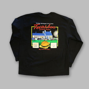 Black Classic Long Sleeve - Texas Inn Store