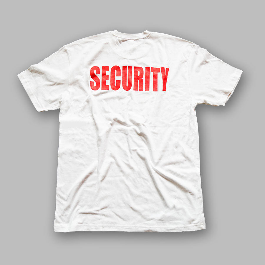 Texas Inn Security T-Shirt - Texas Inn Store
