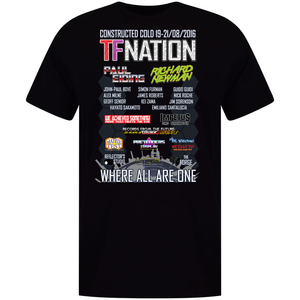 TFNation 2016 Tour Shirt
