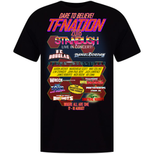 Load image into Gallery viewer, TFNation 2018 Tour Shirt - Kids