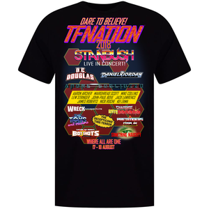 TFNation 2018 Tour Shirt
