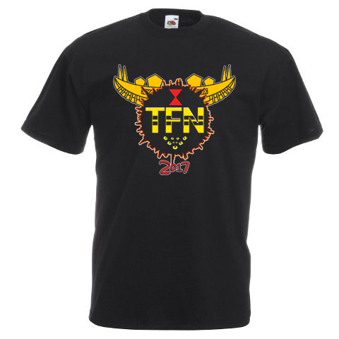 TFNation 2017 Tour Shirt