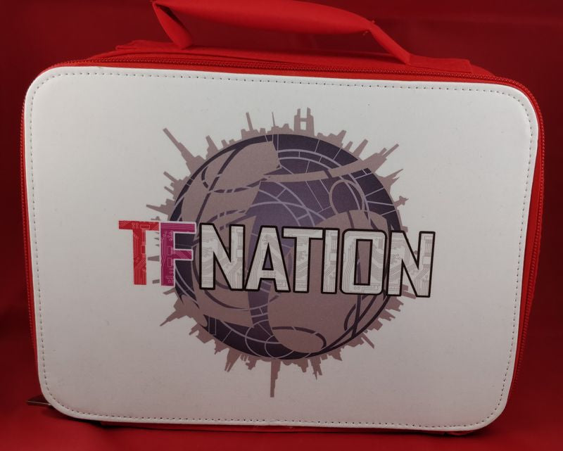 TFNation Logo Lunchbag