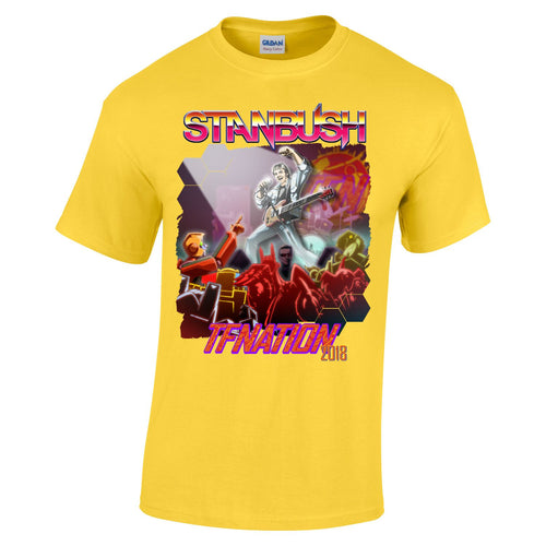 Stan Bush TFN18 T-Shirt
