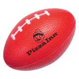 Mini Football Stress Reliever - Choice of Brown or Red