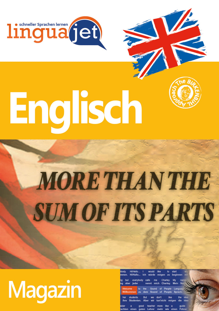 Englisch, Magazin, TeaTime - More than the sum of its parts, Cover