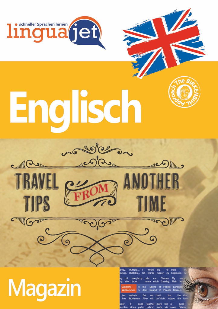 Englisch, Magazin, TeaTime - Travel Guide, Cover