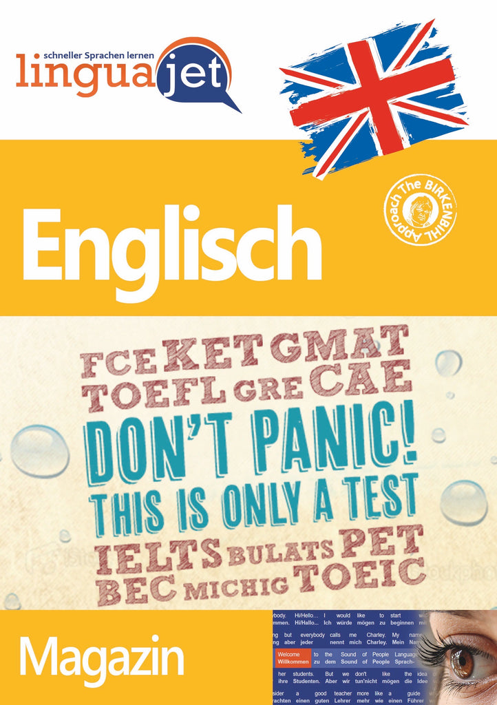 Englisch, Magazin, TeaTime - Test Taking, Cover