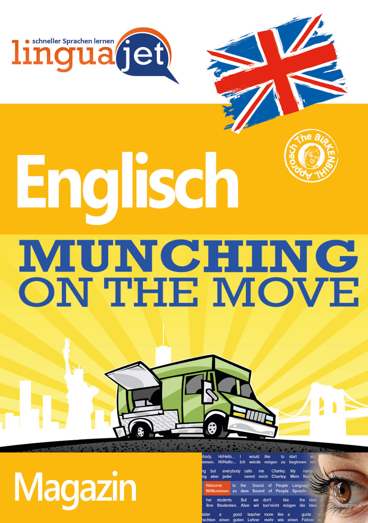 Englisch, Magazin, TeaTime - Munching On The Move, Cover
