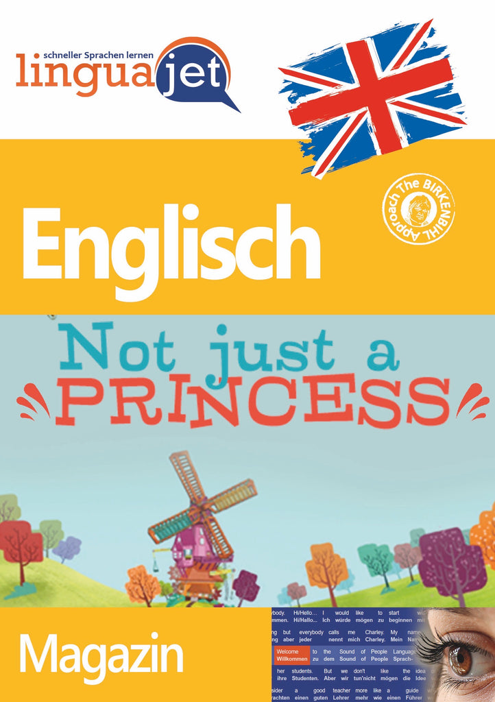Englisch, Magazin, TeaTime - Not Just a Princess, Cover