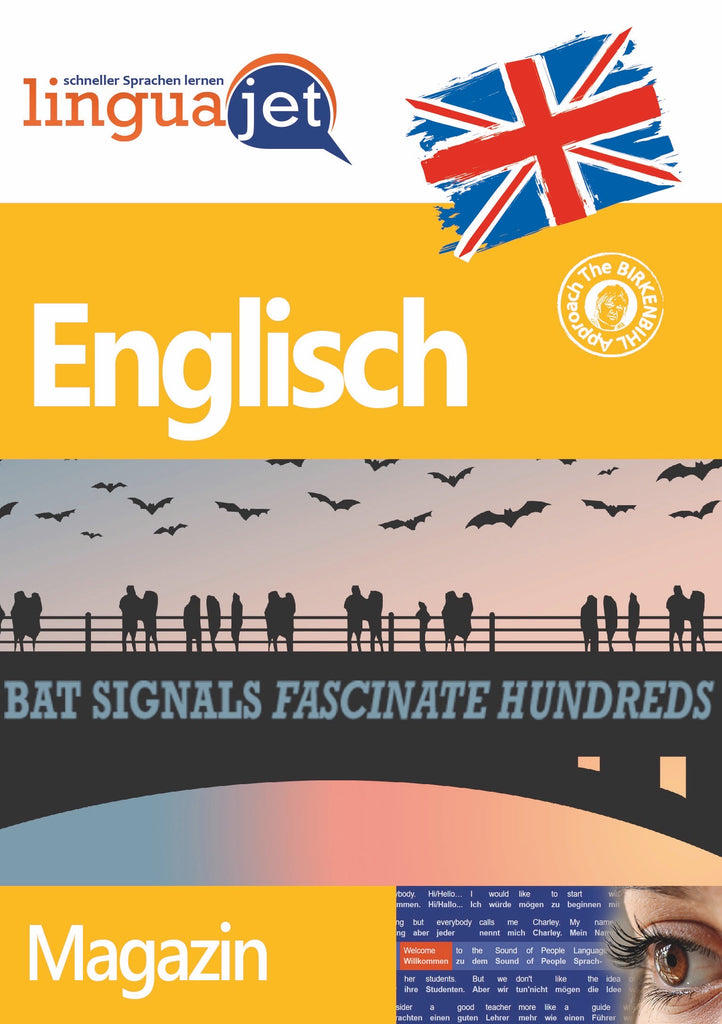 Englisch, Magazin, TeaTime - Bat Signals Fascinate Hundreds, Cover
