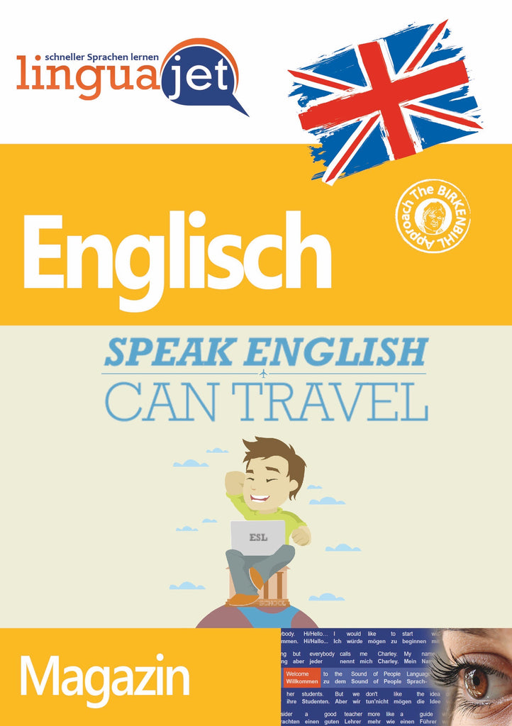 Englisch, Magazin, TeaTime - Speak English, Can Travel, Cover