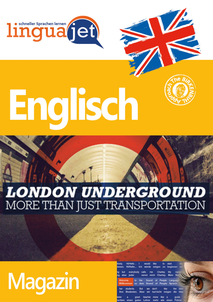 Englisch, Magazin, TeaTime - London Underground: More Than Just Transportation, Cover