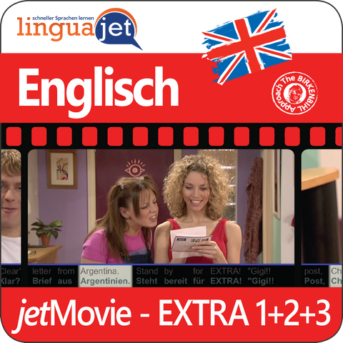 Englisch, Bundle, Episode 1+2+3, jetMovie, App
