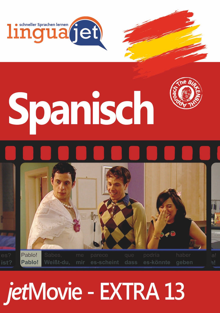 Spanisch, Extra-13, jetMovie, Cover