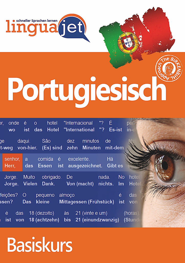 Portugiesisch, Basis Kurs, Cover