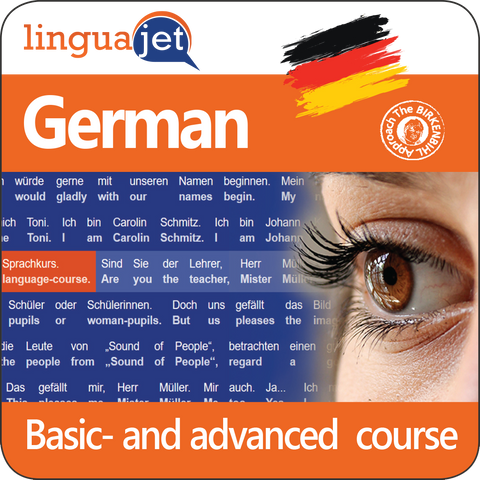 German, Double pack (Basic+Advanced), App