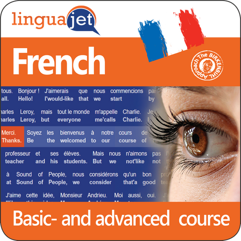French, Double pack (Basic+Advanced), App
