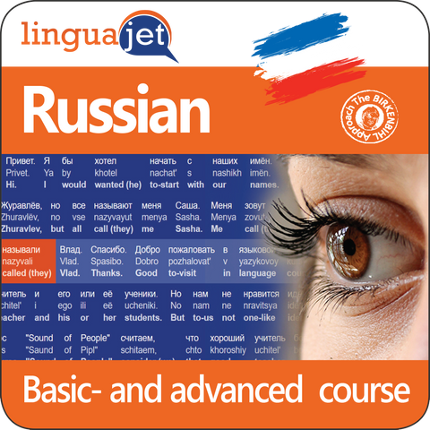 Russian, Double pack (Basic+Advanced), App