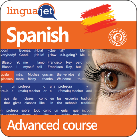 Spanish, Advanced course, App