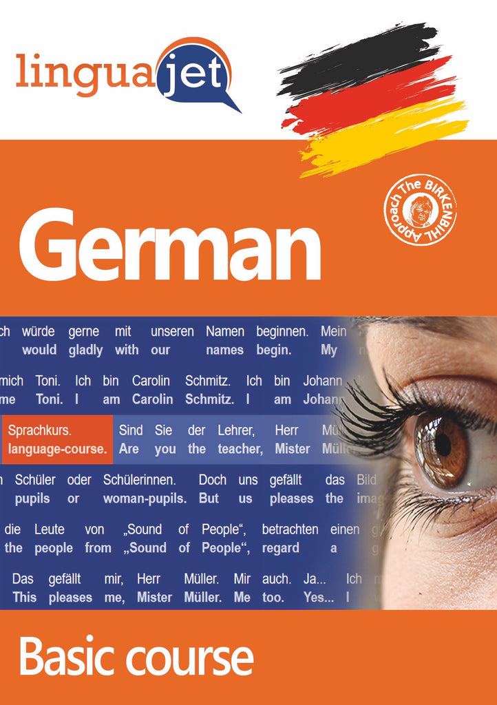 German, Basic course, Cover