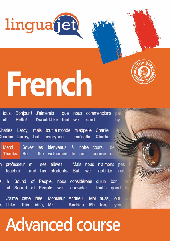 French, Advanced course, Cover