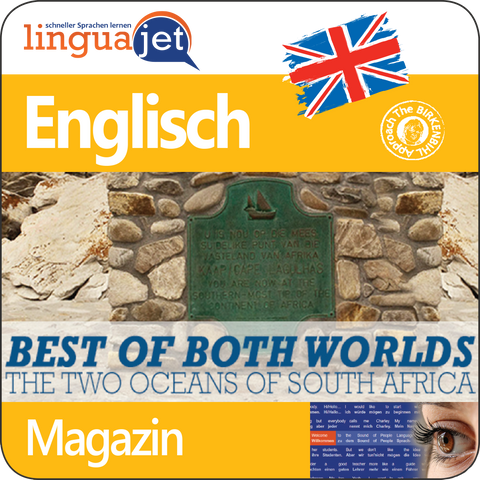 Englisch, Magazin, TeaTime - Where Two Oceans Meet, App