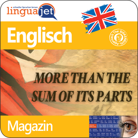 Englisch, Magazin, TeaTime - More than the sum of its parts, App